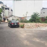 2 lô rẻ nhất khu vực, đất mặt tiền đường Nguyễn Văn Đậu quận Bình Thạnh, sổ riêng giá chỉ 1,76 tỷ