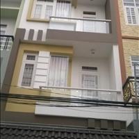 Bán nhà ngay mặt tiền kinh doanh ngay chợ nhà 1 trệt 3 lầu, 110m2, sổ riêng