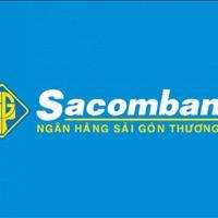 Ngày 22/9/2019 Sacombank chính thức phát mãi 40 nền đất và 15 lô góc gần bến xe Miền Tây có SHR