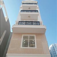 Chính chủ bán nhà 4 lầu sổ hồng, đường ô tô, BIDV hỗ trợ 70% phường 12 Học viện Cán Bộ, Chu Văn An