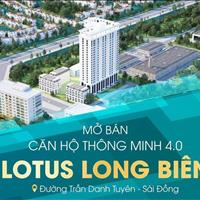 Suất ngoại giao dự án TSG Lotus Sài Đồng, chiết khấu gần 350 triệu đồng, chỉ trong ngày 31/10
