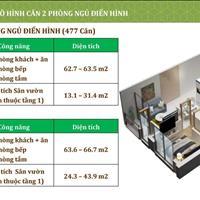 Cần bán gấp căn hộ A818 dự án Green Bay Garden Hạ Long, căn hộ 2 wc, 2 PN giá rẻ nhất thị trường