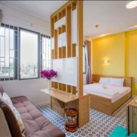 Cho thuê căn hộ mới xây 100% full tiện ích, bảo vệ, máy giặt, dụng cụ bếp, Phú Nhuận, sale 50%
