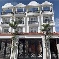 Bán nhà 3 lầu sổ hồng riêng, đường 8m, 4.2 x 29m 123m2, BIDV 70% tại hẻm 606 Hiệp Bình Phước