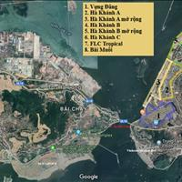 Qũy hàng đất nền liền kề 99m2 ,104.5m2, 111m2 vịnh Hạ Long, Quảng Ninh giá 11 triệu/m2