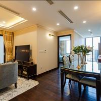 Bán căn hộ 2 phòng ngủ Bồ Đề Long Biên, đầy đủ nội thất cao cấp nhập khẩu châu Âu