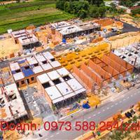 Bán đất ngay chợ Vị Hảo, ngay trường học Tân Phước Khánh, sổ hồng riêng từng lô, 1.2 tỷ