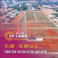 Dự án SH Land Pleiku, Gia Lai, đất vàng sinh vượng khí