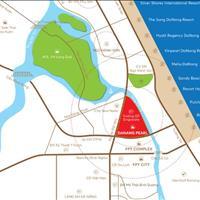 Bán lô góc biệt thự 2 mặt tiền dự án Đà Nẵng Pearl, Nguyễn Phan Chánh, cách biển 800m