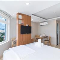 Cho thuê căn hộ dịch vụ đầy đủ nội thất Phổ Quang, Tân Bình cách sân bay 2km view đẹp phòng thoáng