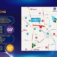 Mở bán chỉ 14 căn thương mại tầng trệt Carillon Tân Phú - TTC Land