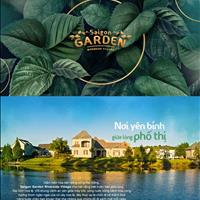 Saigon Garden Riverside Village, giá F0 21 triệu/m2, tặng voucher 700 triệu, lợi nhuận 8%/năm