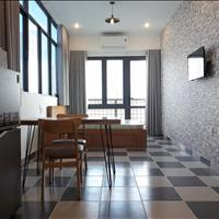 Chuyên cho thuê căn hộ Quận 7 dạng 1PN, có ban công, full nội thất ngay Lotte Mart, cầu Kênh Tẻ