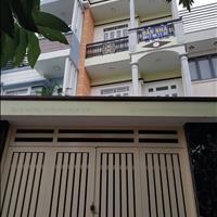 Bán nhà giá rẻ và mới 100%, mặt tiền Đông Hưng Thuận 6, Quận 12, sổ hồng riêng tháng 7/2019