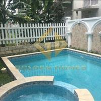 Cần cho thuê gấp biệt thự Phú Mỹ Hưng, hồ bơi riêng, nhà đẹp giá tốt