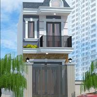 Nhà Bình Dương, nhà gần chợ Tân Phước Khánh, 1 trệt 1 lầu, sổ hồng riêng
