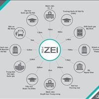 The Zei tặng nội thất 610 triệu, CK 7%, miễn phí dịch vụ 2 năm và nhiều gói voucher khủng khác