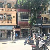 Cho thuê nhà phố Ngọc Khánh 50m2 x 4 tầng, 2 mặt tiền 3,3m, 33 triệu