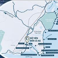 Chỉ điểm dự án đất nền ven biển 868 triệu -  Liền kề cảng biển quốc tế Ninh Thuận