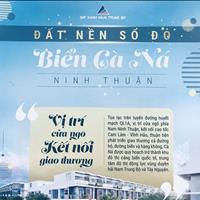 Tọa độ vàng đầu tư - Hưởng lợi trực tiếp từ cảng biển quốc tế Ninh Thuận