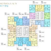 Ra hàng quỹ căn đẹp chung cư BID Residence Văn Khê Hà Đông chiết khấu 8%, 2 điều hòa, sàn gỗ
