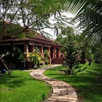 Nhà vườn Tân Lập 5,3 mẫu, thiết kế đẹp kinh doanh homestay tốt giá đầu tư