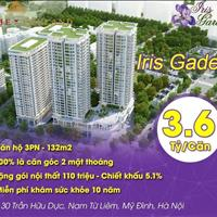 Sở hữu ngay căn góc 3 phòng ngủ 133m2 tại Iris Garden chỉ với 1.2 tỷ
