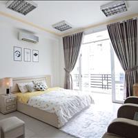 Cho thuê căn hộ full nội thất cao cấp, có ban công cửa sổ lớn Bùi Hữu Nghĩa, Bình Thạnh
