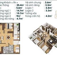 Sốc đồng giá căn hộ Lotus Sài Đồng, 2 căn góc view 2 mặt thoáng chỉ với 27 triệu/m2 (cũ 31tr/m2)