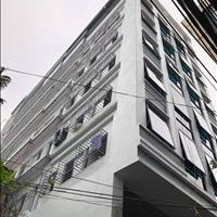 Tòa chung cư mini 8 tầng, Triều Khúc, Thanh Xuân, 200m2, doanh thu trên 150 triệu/tháng