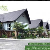 Eco Bangkok Villas Bình Châu - Biệt thự kiểu Thái bên mạch khoáng ngầm, chỉ 2.5 tỷ sở hữu lâu dài