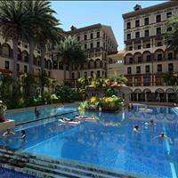 Bán khách sạn 7 tầng ngay biển Bãi Trường, cách sân bay Dương Đông 5 phút, trên trục đường rộng 68m