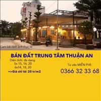 Đất trung tâm Thuận Giao, Bình Dương, giá rẻ nhất khu vực