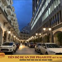 Bán nhà phố mặt tiền Tạ Quang Bửu - Quận 8, chỉ còn duy nhất 4 căn từ chủ đầu tư 5x16,5m 13 tỷ/căn
