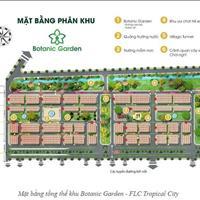 Cần bán gấp căn Shophouse khu Botanic Garden dự án FLC Tropical Hạ Long, 2 mặt tiền 56m và 27m
