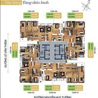 Cần bán gấp căn hộ diện tích 85,64m2, 2 phòng ngủ, 2 wc, dự án Bohemia Residence, Thanh Xuân