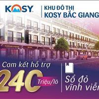 Cơ hội đầu tư có 1-0-2 ngay tại trung tâm thành phố Bắc Giang chỉ với 10 triệu/m2