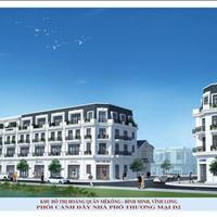 Bán nhà phố huyện Bình Minh - Vĩnh Long, giá 2.3 tỷ
