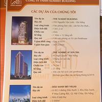 Cho thuê căn hộ văn phòng Officetel quận Thanh Khê