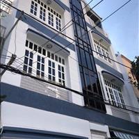 Nhà Phú Nhuận, bán gấp giá giảm xoắn, HXT, 98m2, 4 tầng, 4.4 tỷ, lô góc dân trí cao đúc BTCT nở hậu