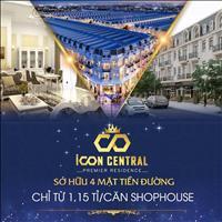 Hot - lễ công bố dự án khu đô thị kiểu mẫu đầu tiên tại Dĩ An - Icon Central