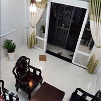 Tôi có căn nhà lầu, Nguyễn Thị Đặng, gần Thế Giới Di Động Quốc lộ 1A, Quận 12, 3,8x12m, 825 triệu