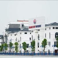 Bán nhà liền kề LK9 - 24 cạnh dải cây xanh, dự án Hoàng Huy Sông Cấm
