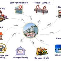 Bán đất nền chính chủ khu dân cư Vĩnh Hiệp, Nha Trang, chỉ 1,2 tỷ