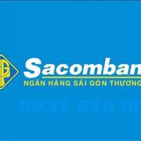 Phòng quản lý tài sản Sacombank hỗ trợ phát mãi 39 nền đất liền kề chợ Bà Hom - Bến xe Miền Tây