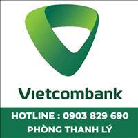 8h00 ngày 24/11/2019 Vietcombank thanh lý 43 nền đất và 6 lô góc thổ cư 100%, sổ hồng riêng