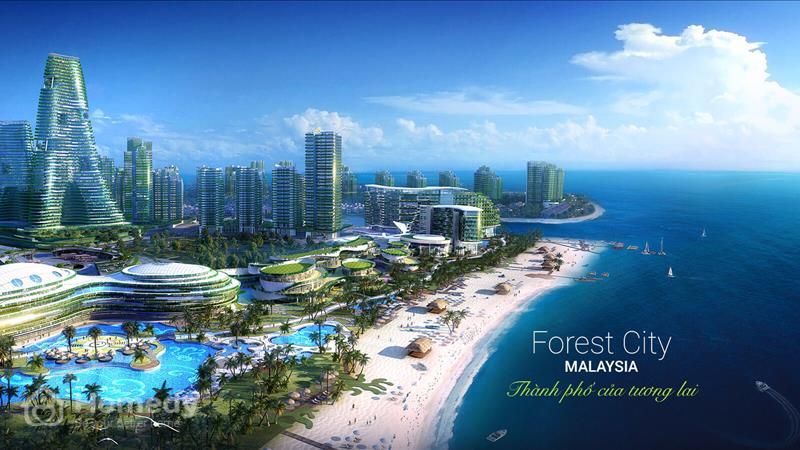 Dự án Forest City TP Hồ Chí Minh - ảnh giới thiệu