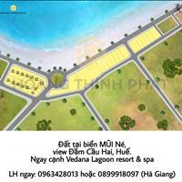 Thanh lý đất đẹp số lượng lớn - rải khắp Phú Lộc - view đầm phá - giá đầu tư - chỉ từ 2,3 triệu/m2