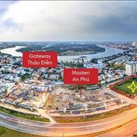 Mở bán đợt 1 căn hộ cao cấp – Masteri Parkland, view sông vĩnh viễn, quận 2