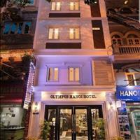Bán nhà phố Hào Nam, Đống Đa 90m2, 9 tầng mặt tiền 6.5m, kinh doanh đỉnh 34.5 tỷ